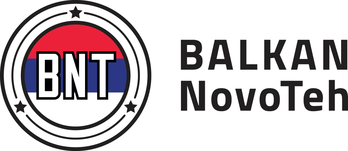 Balkan Novoteh | Arms and defense industry logo